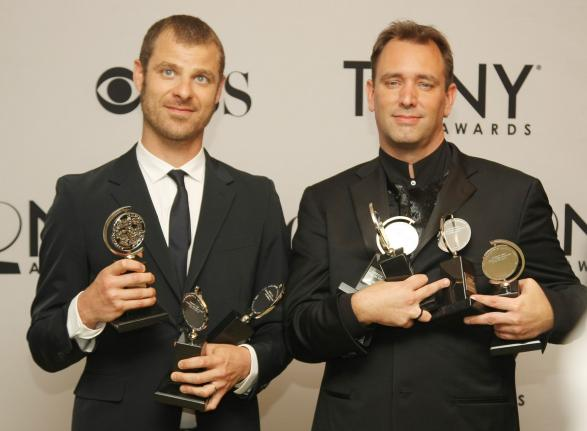 Trey Parker Matt Stone Awards