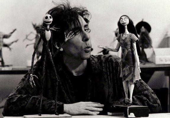 đạo diễn lập dị tài năng Tim Burton