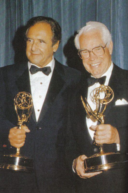 Hanna và Barbera nhận giải thưởng