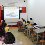 Lớp học vẽ cho bé ở quận 3