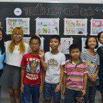 Lớp học vẽ manga cho bé