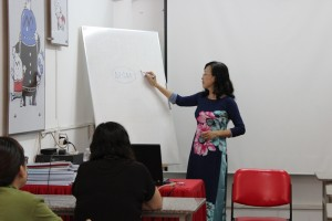 Lớp học viết kịch bản phim ngắn