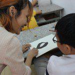 lớp vẽ cho bé 1
