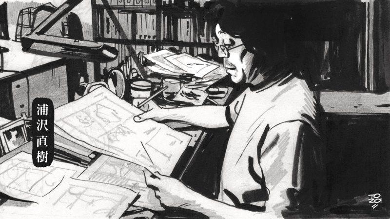 mangaka nổi tiếng Naoki Urasawa