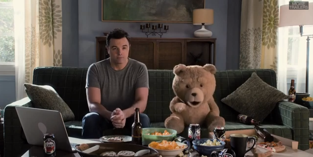 seth macfarlane movie