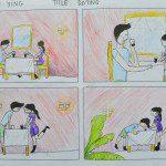 Tác phẩm truyện tranh của Pi Ying