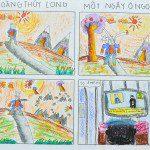 Tác phẩm truyện tranh của Thủy Long