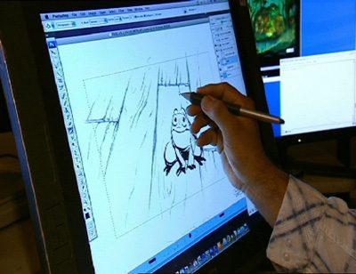 chức năng của công nghệ trong làm phim hoạt hình Pixar 2