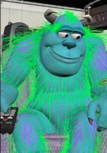 chức năng của công nghệ trong làm phim hoạt hình Pixar 3