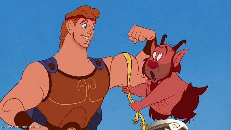 phim hoạt hình Hercules