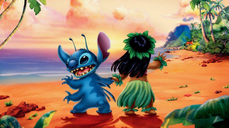 Phim hoạt hình Lilo and Stich