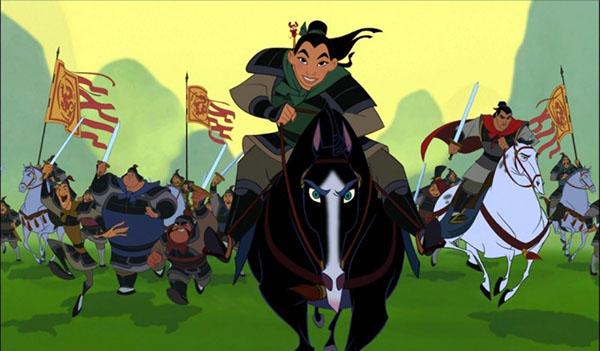 Phim hoạt hình Mulan