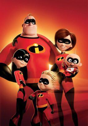 phim hoạt hình Pixar tình yêu Incidibles