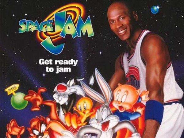 phim hoạt hình Space Jam