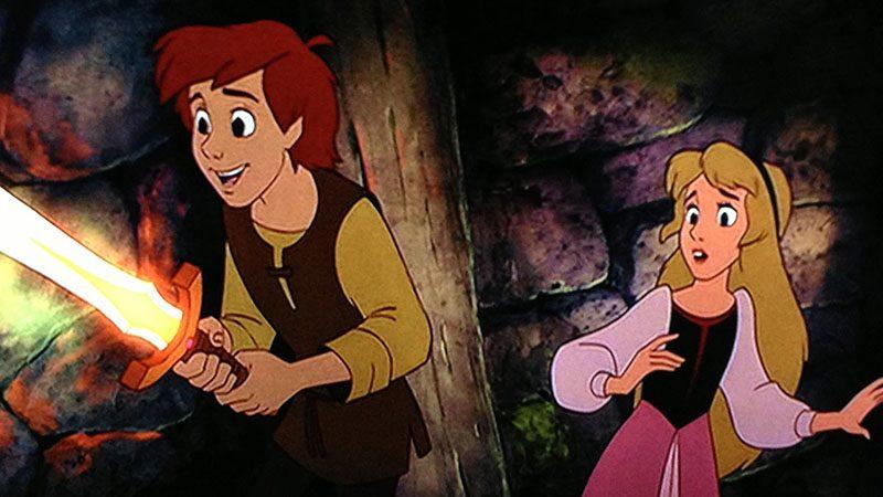 Phim hoạt hình The Black Cauldron