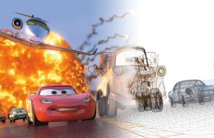 Pixar Phim hoạt hình Cars