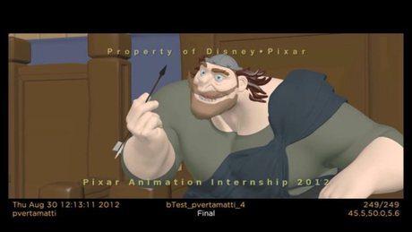quy trình làm phim hoạt hình Pixar 5