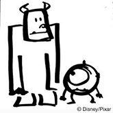 thiết kế nhân vật hoạt hình Pixar 5