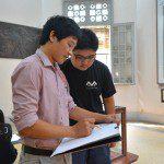 Học vẽ Basic Sketch với thạc sĩ Nguyễn Bạch Dương 01