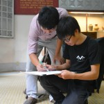 Học vẽ Basic Sketch với thạc sĩ Nguyễn Bạch Dương 02
