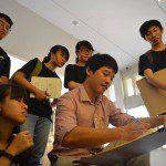 Học vẽ Basic Sketch với thạc sĩ Nguyễn Bạch Dương 03