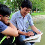 Học vẽ Basic Sketch với thạc sĩ Nguyễn Bạch Dương 10