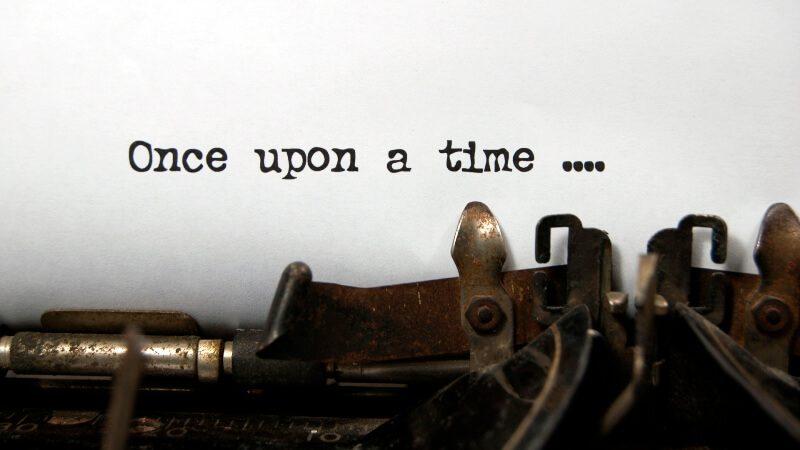 Hành trình trở thành nhà văn - Hãy kể câu chuyện của bạn