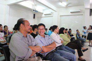 Họa sĩ Đặng Kim Chi và Họa sĩ Nguyễn Bạch Dương