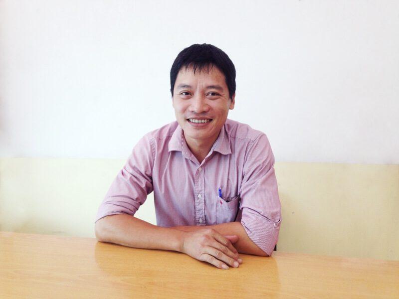Họa sĩ Nguyễn Bạch Dương