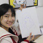 học vẽ truyện tranh 3