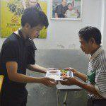 học viên Viện Truyện tranh và Hoạt hình tham gia từ thiện trong chuyến thực tế nhiếp ảnh 3