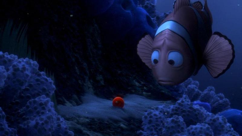 khán giả của phim hoạt hình Pixar Fiding Nemo