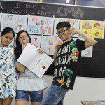 lớp dạy vẽ truyện tranh tại TPHCM 2