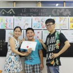 lớp dạy vẽ truyện tranh tại TPHCM 3
