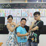 lớp dạy vẽ truyện tranh tại TPHCM 4
