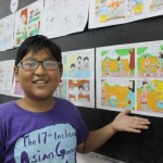 lớp học vẽ cho bé ở TPHCM