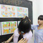 lớp học vẽ cho bé ở TPHCM 3