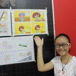 lớp học vẽ cho bé ở TPHCM 6