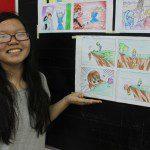 lớp học vẽ cho bé ở TPHCM 7