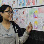 lớp học vẽ cho bé ở TPHCM 8