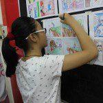lớp học vẽ cho bé tại TPHCM