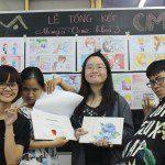 lớp học vẽ cho bé tại TPHCM 3