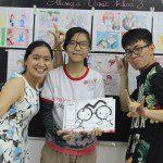 lớp học vẽ cho bé tại TPHCM 5