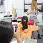 lớp học vẽ tại TPHCM