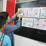 lớp học vẽ tại TPHCM 2
