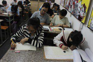 lớp học vẽ truyện tranh 3