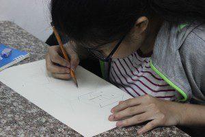 lớp học vẽ truyện tranh 4