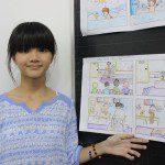 tổng kết lớp học vẽ truyện tranh tại TPHCM 5
