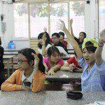 tổng kết lớp học vẽ truyện tranh tại TPHCM 1