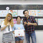 tổng kết lớp học vẽ truyện tranh tại TPHCM 3